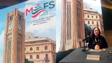 MEFS' 2018, Kasım 2018, Beyrut, Lübnan
