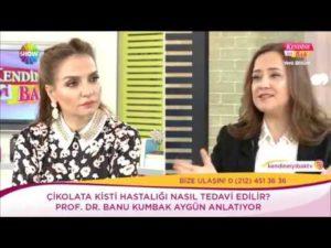 Show Tv 2019 Kendine İyi Bak Programı - Endometriozis Hastalığına Neden Çikolata Kisti Hastalığı Denilmektedir? 3