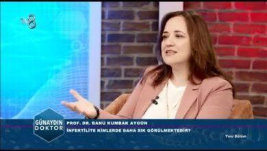 TV8 2019 Günaydın Doktor Programı, Kadınlarda İnfertilite (Kısırlık) Sebepleri Nelerdir?