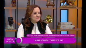 Woman TV 2019 Kadın Hayattır Programı, Hangi Sorunlar Çocuk Sahibi Olmaya Engel? 2